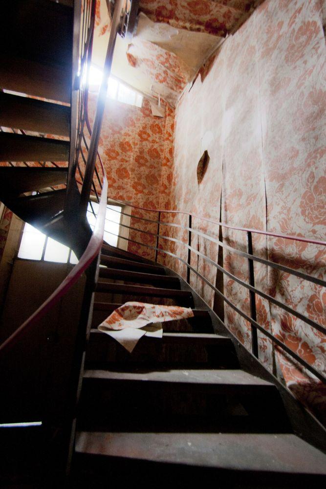 Photo in Urban #urban #urbex #escalier