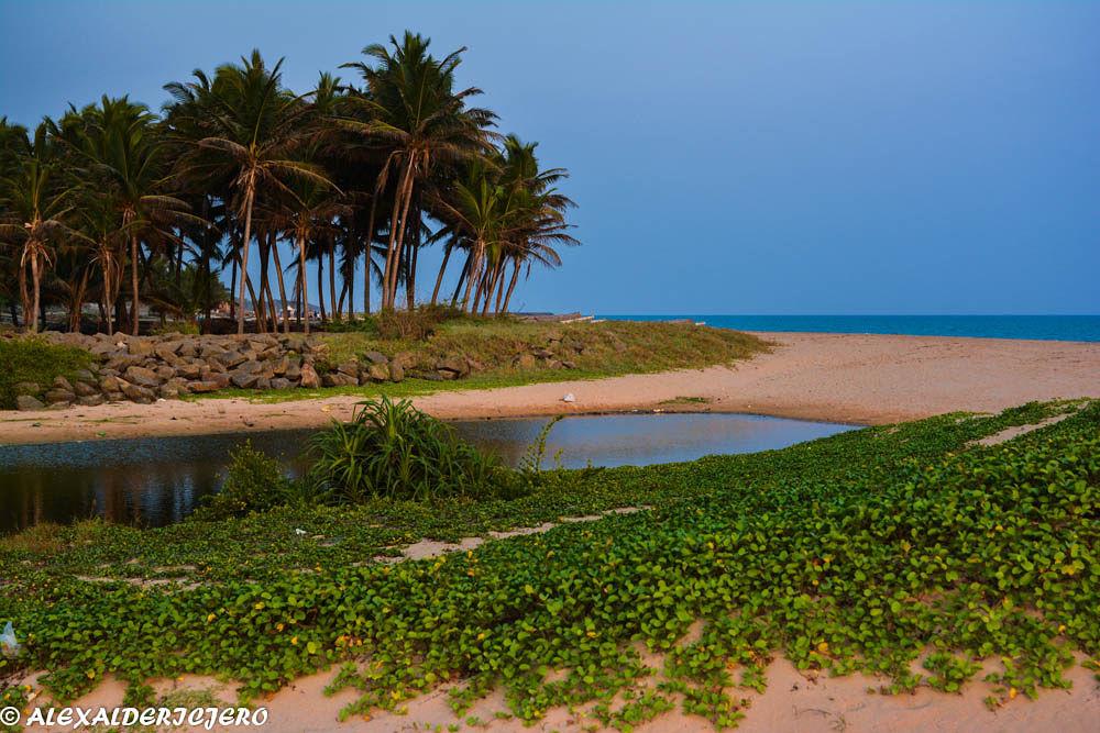 Rajakamangalam Thurai Beach by alexaldericjero