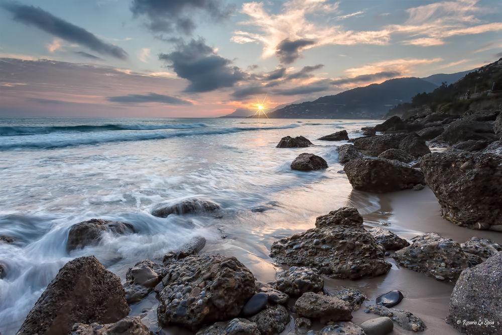 Sunset by rosariolaspisa