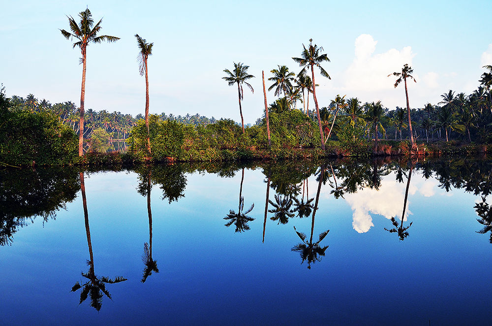 Landscape by sujithvarambil
