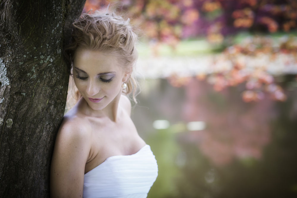 the bride by BerndKinghorst