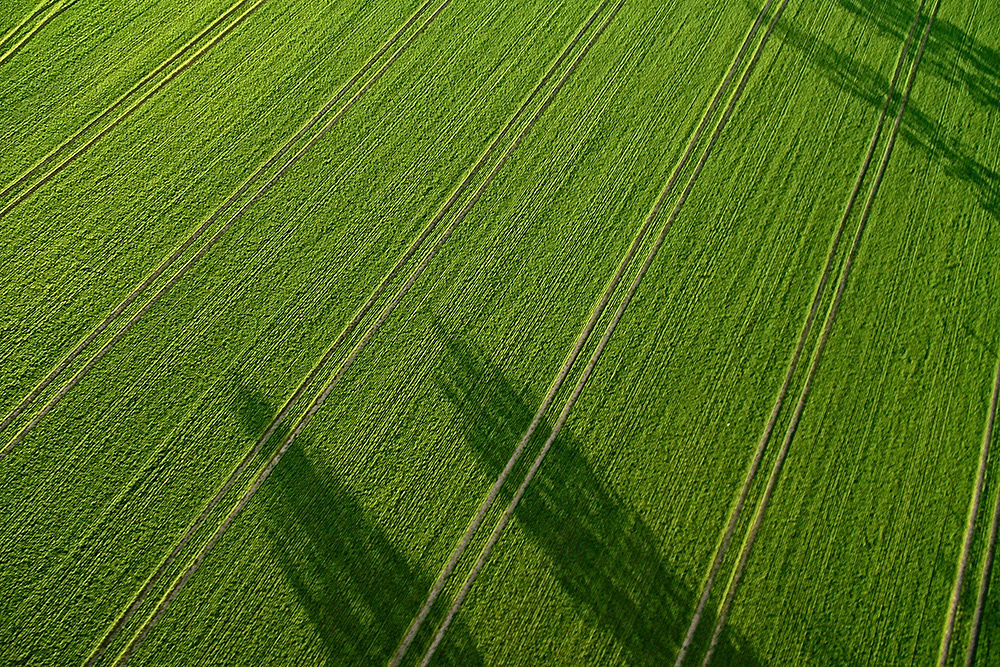 Photo in Nature #landscape #shadow #nature #field #kite arial photographie #andreas napravnik