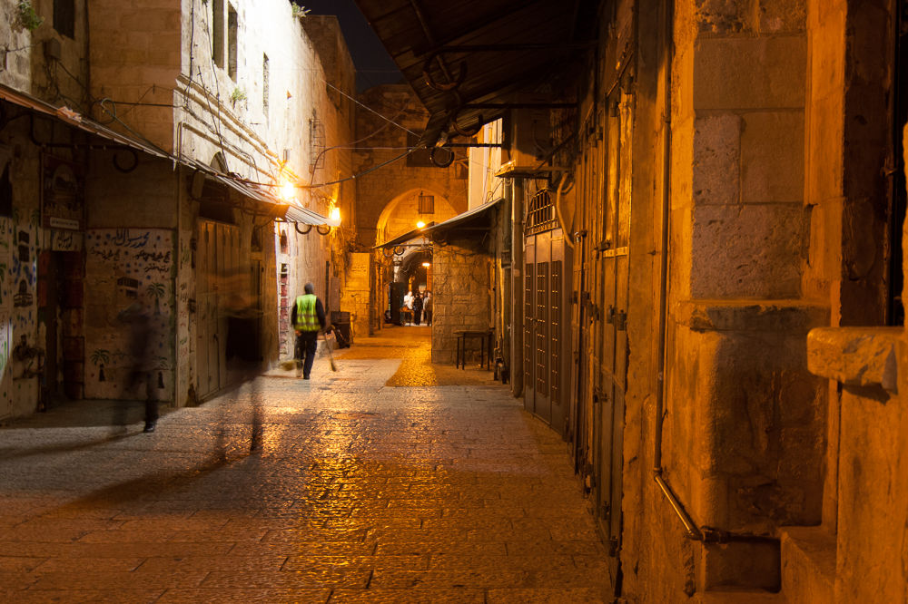 Jerusalem by andreasnapravnik
