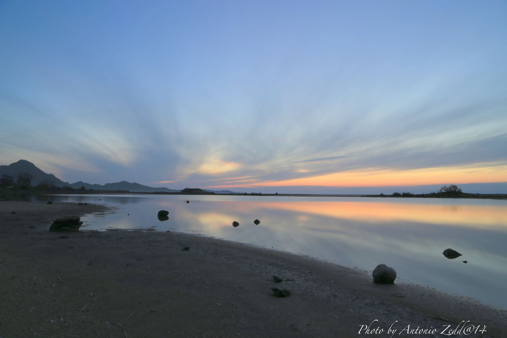 luce del mattina by Zedda Antonio