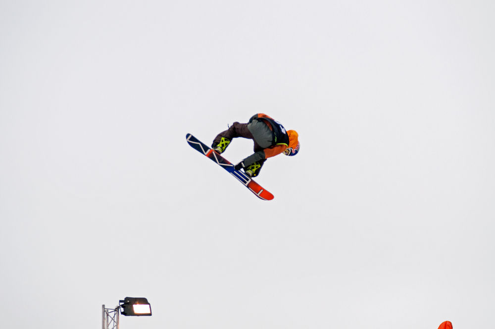 Freestyle Snowboard by FreakshotPhotography