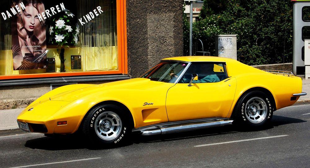 Corvette by FreakshotPhotography