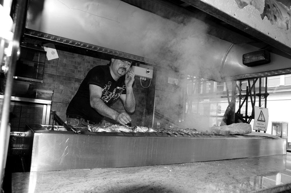 Turkish restaurant by FreakshotPhotography