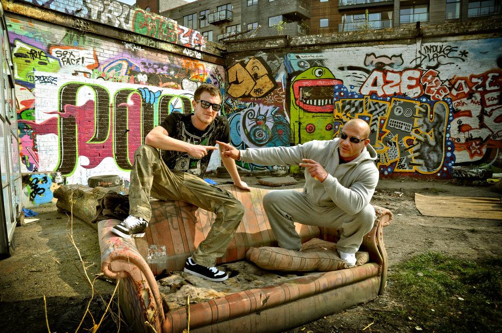 TechnoElement Djs in London Hackney by FreakshotPhotography