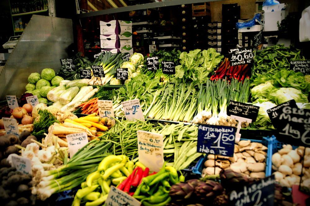 Vegetables by FreakshotPhotography
