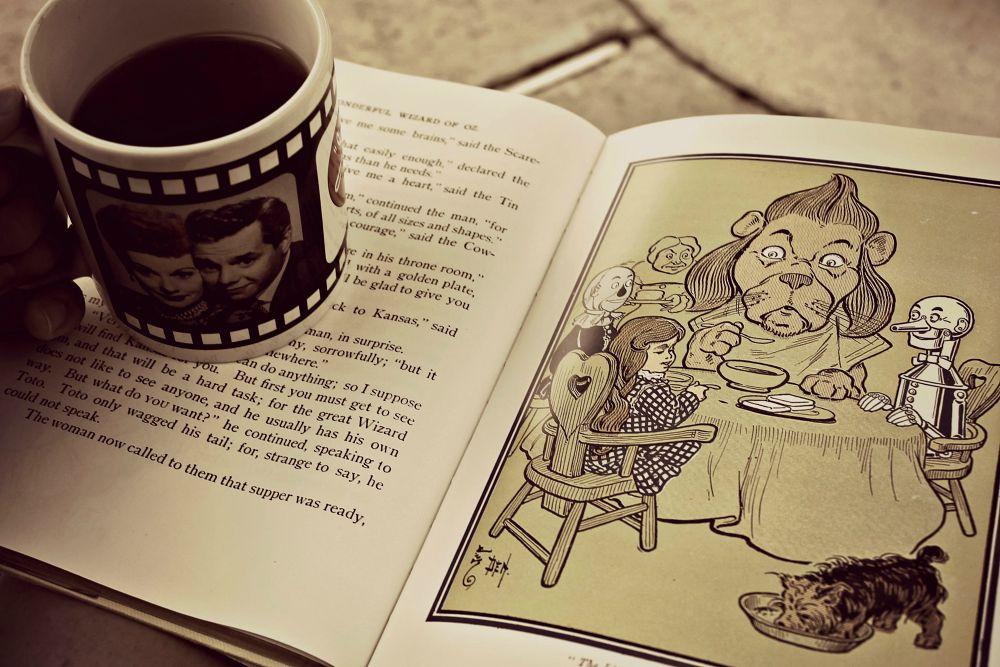 good morning  by JerryScott