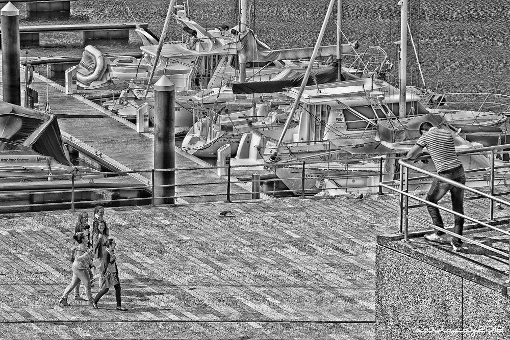 En el puerto by ZacariasAbad