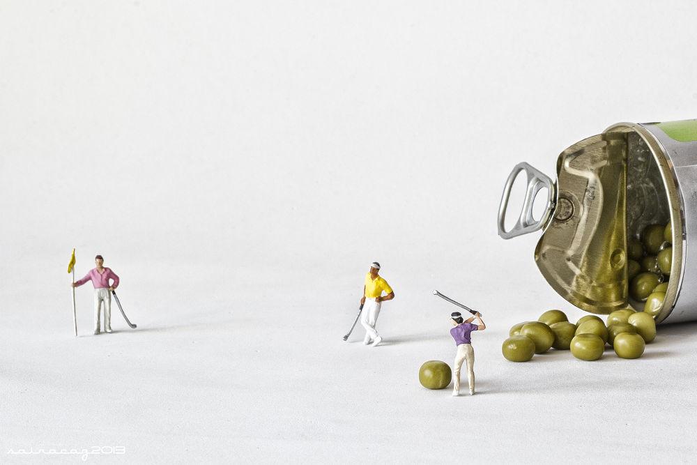 golf by ZacariasAbad