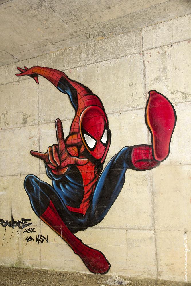 graffiti by ZacariasAbad