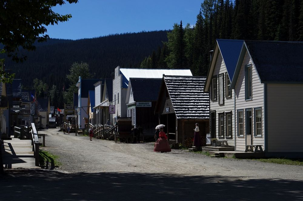 Barkerville, BC - The Canadian Goldrush by Rndmtn