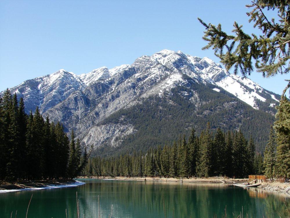 Banff, AB. Canada by rndmtn