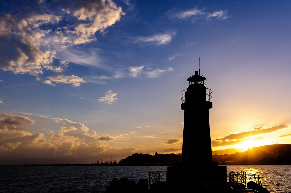 lighthouse by frankheinenphotographer