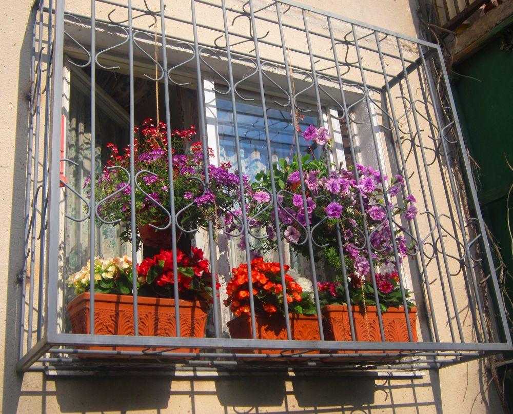 Flowered Balcony.jpg by Simona Bakševičiūtė