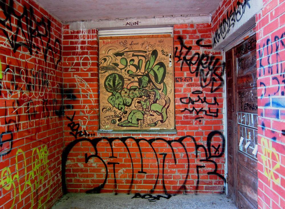 Photo in Random #graffiti #painting #drawing #colourful #wall #art #street art