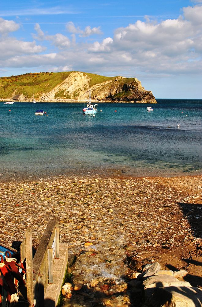 Lulworth Cove by RobMcC