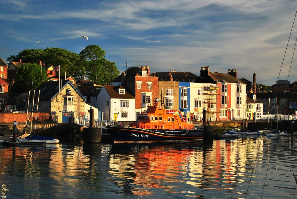 North Harbour Weymouth by RobMcC