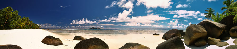 Baie Cipailles - Silhouette Island - Seychelles 2010 by etdjtpictures