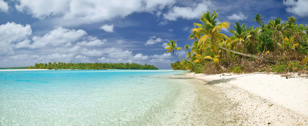 "Tapuaetai ""One Foot"" Island - Aitutaki Atoll - Cook Islands 2011 by etdjtpictures"