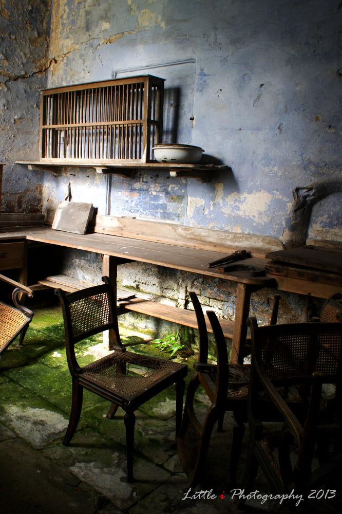 The kitchen... by davecarter754