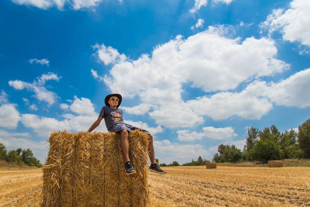 Cowboy by Boris Palman
