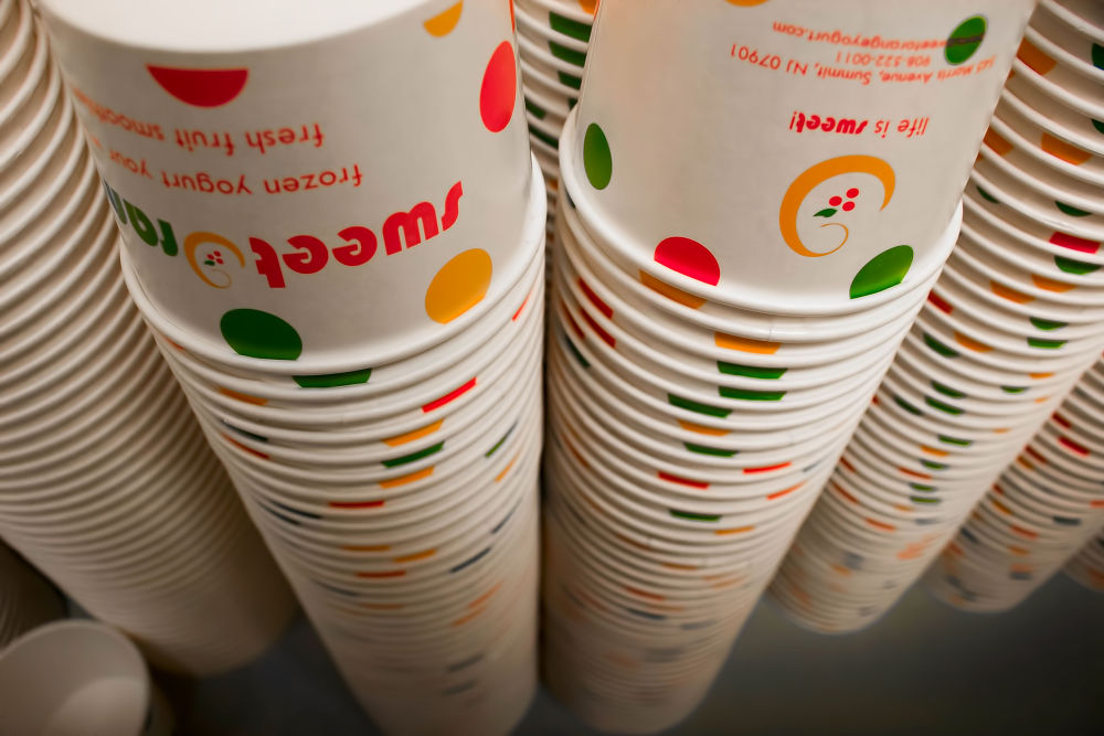 Yogurt Cups by Davinci_Morgan