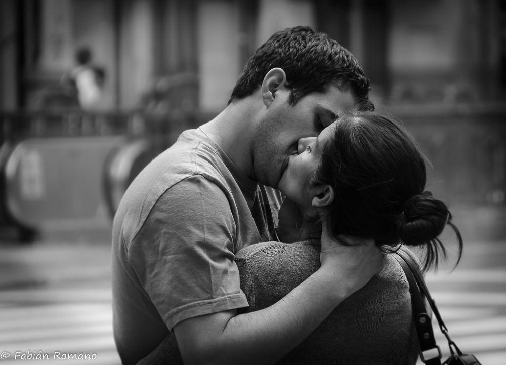 Kisses by fabianffoto