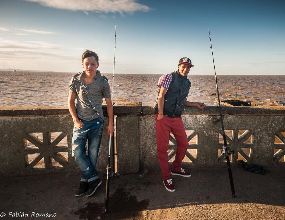 Fishermen fashion by fabianffoto