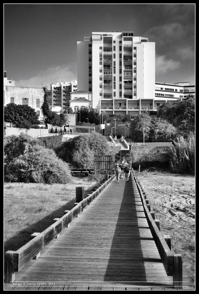 The boardwalk by darrendobbsphoto