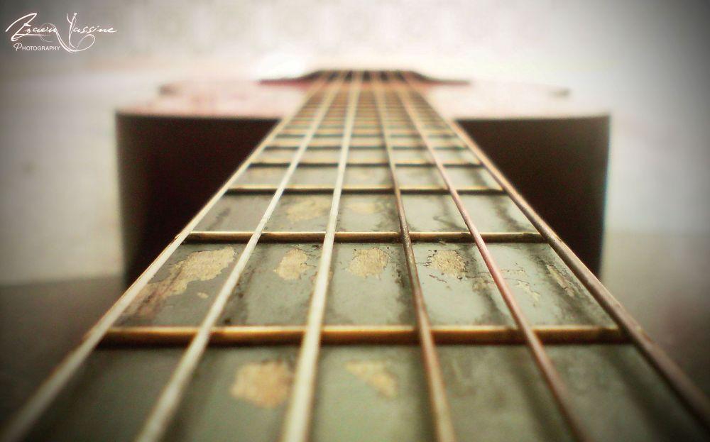 My Bad Guitar by Yassine Azaou