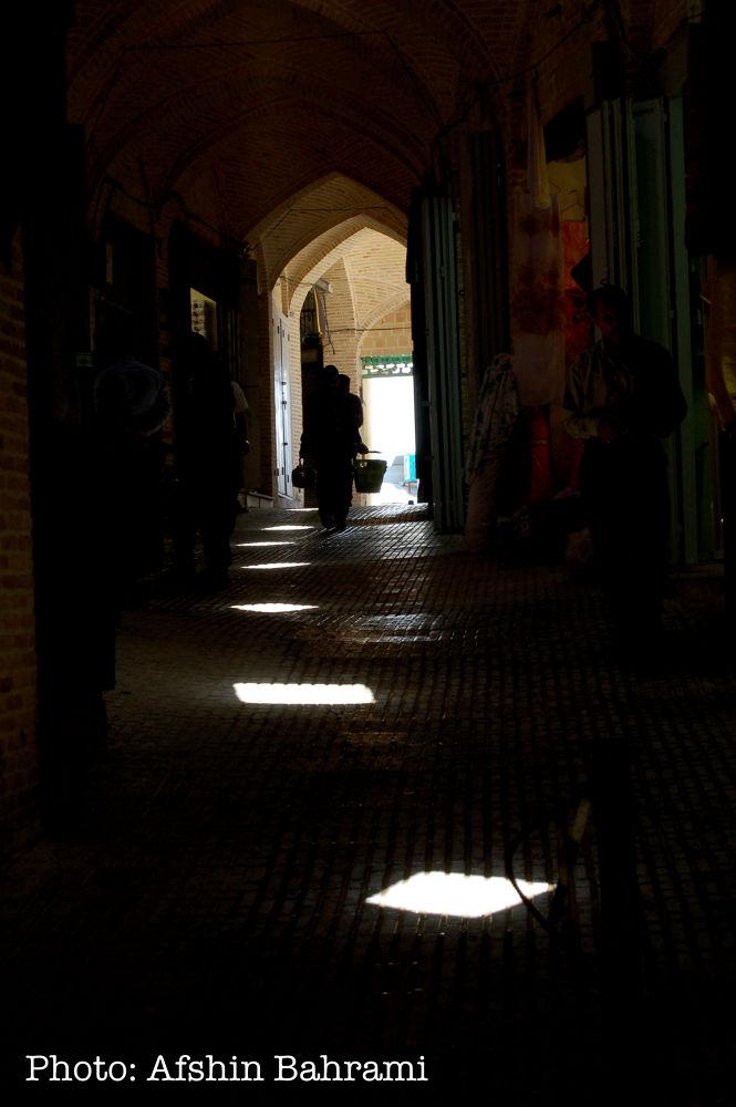Old Bazar by Afshin
