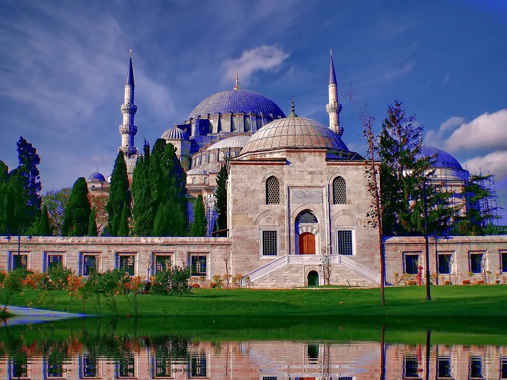 Suleymaniye Mosque - istanbul - turkey by atak1