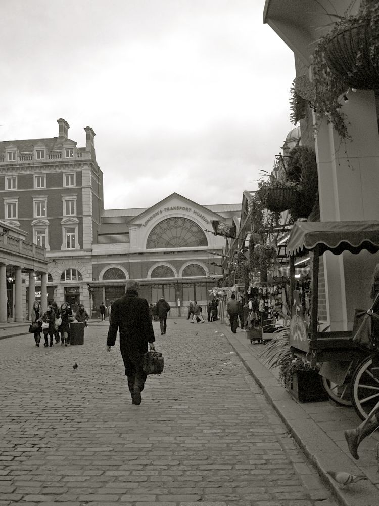 Covent Garden by Enthusiasm
