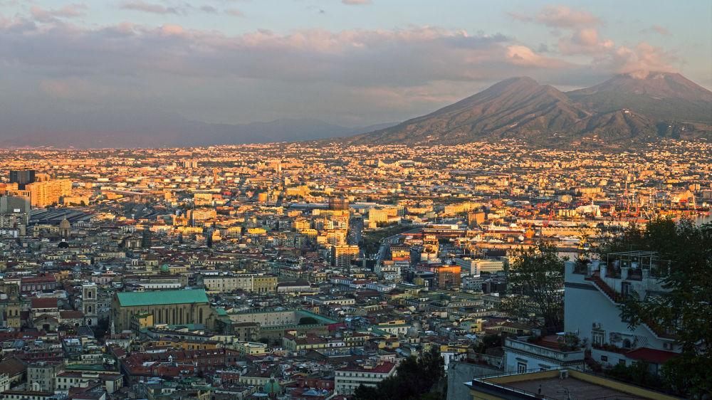 Napoli by sofiadilauro
