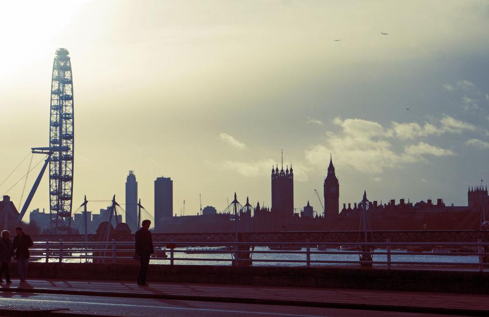 London by sofiadilauro