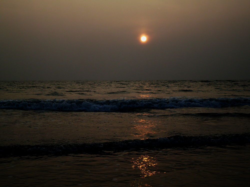 Sunset by Shahriar Ahmed Tusher