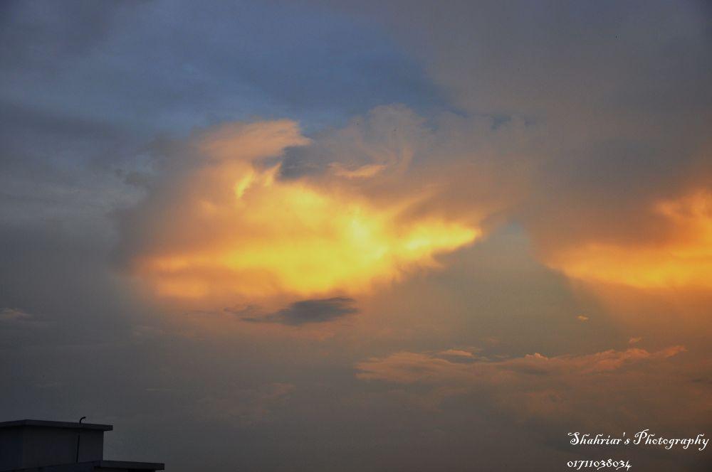 cloud 2.jpg by Shahriar Ahmed Tusher