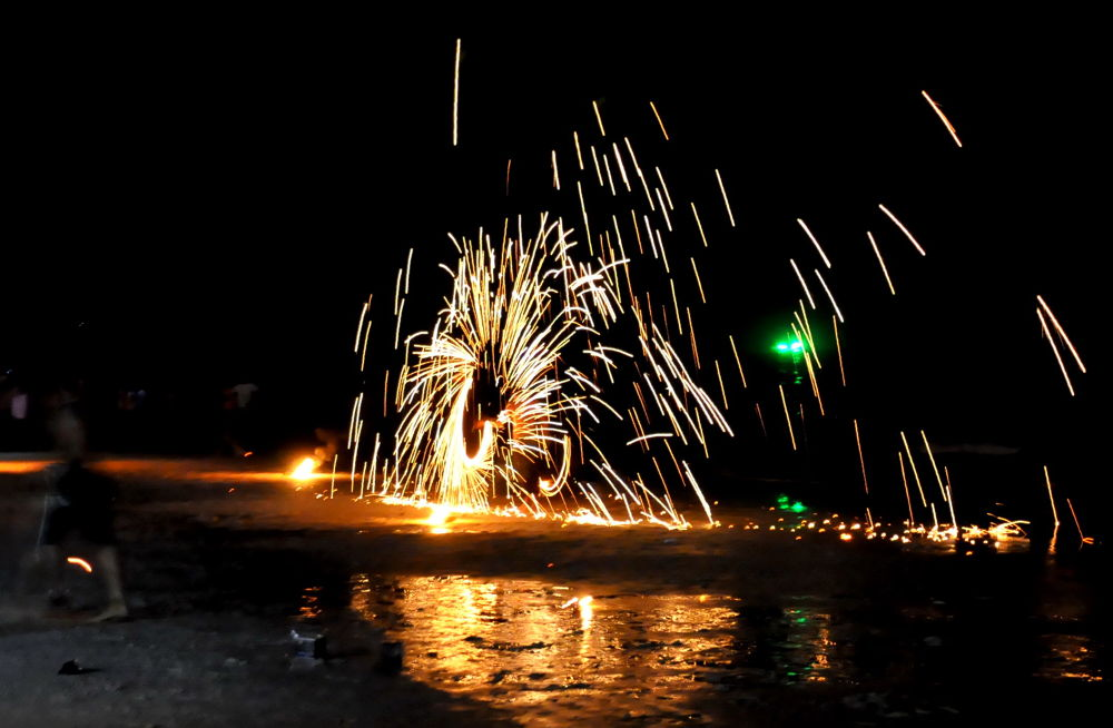 Fireworks by Shahriar Ahmed Tusher