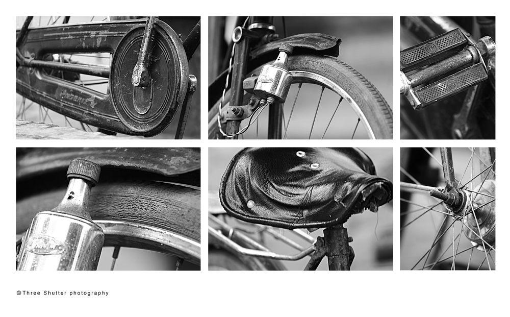 Ontel bike by threeshutterphotography