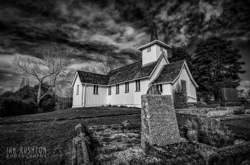Anglican by Ian Rushton