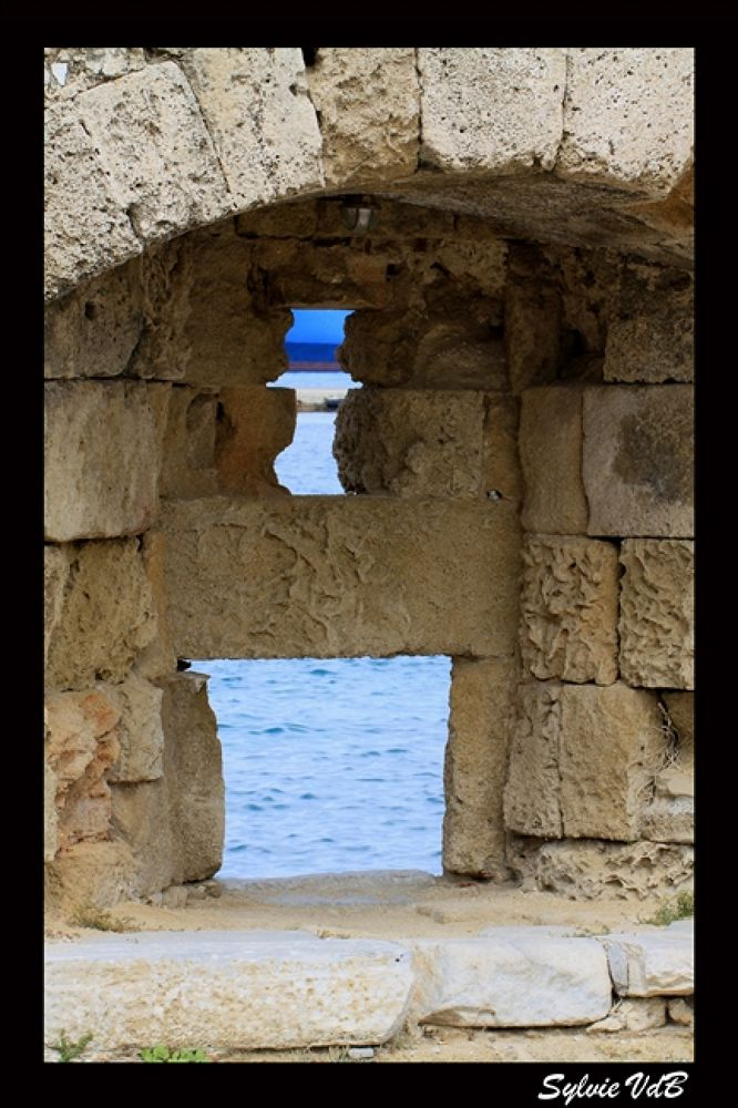 Window to the world by sylvievdbphotography