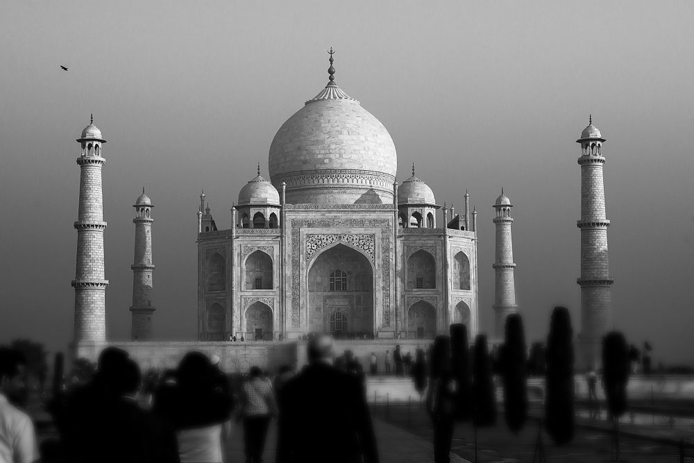 The most visited monument in INDIA (TAJ MAHAL) by Amitabh Photography