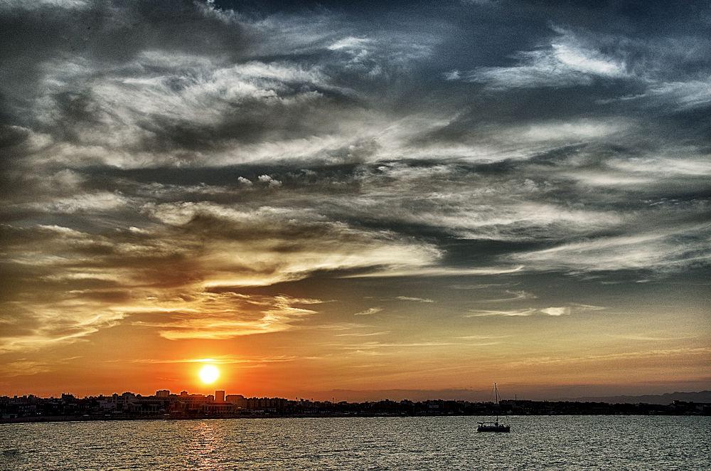 valencia sunset by FernandoMora