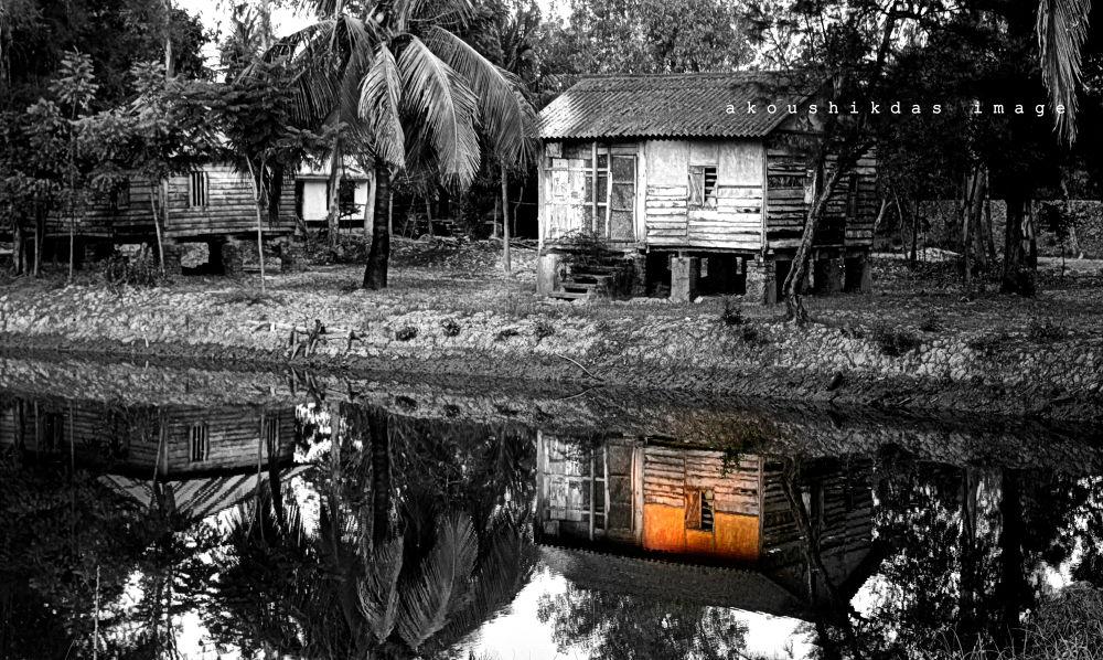 Reflection  by Koushik Das
