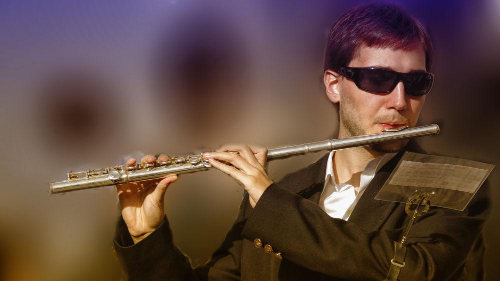 Flautista by lolacamachotroyano