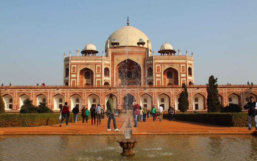 Photo in Architecture #humayun's tomb #umayun's tomb new delhi #architecture #history #india #delhi
