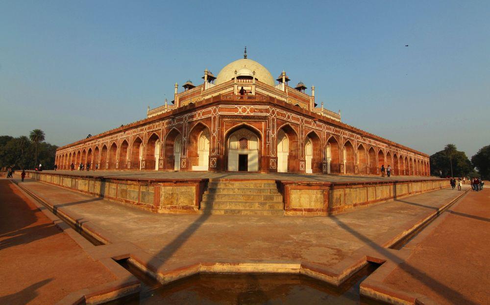 Humayun's Tomb, New Delhi by sudeepb